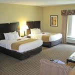 Φωτογραφία: Comfort Suites West of the Ashley