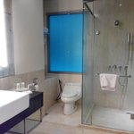 Bathroom @executive room bangunan baru