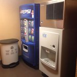 Ice and drink machines