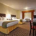 Holiday Inn Express Oakdale resmi