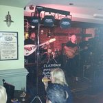 Flashback - great band at The Pier Inn