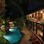 Foto de The Green Room Seminyak