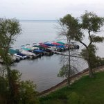 Beachfront Hotel Houghton Lake Michigan Foto
