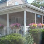 Glen Arbor B & B porch (2)