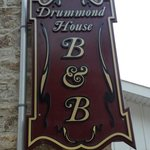 Drummond House Perth resmi