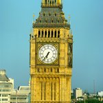 Big Ben from the room