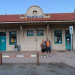 Santa Fe train station information centre