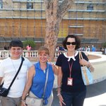 Rome with our Guide Simona