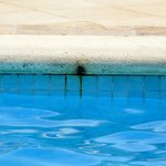 Rust and lack of grout at ALL pools!