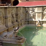 The Piazza fountain 2