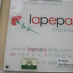 Photo de Lapepa Chic Bed & Breakfast