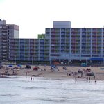 Foto de BEST WESTERN PLUS Sandcastle Beachfront Hotel