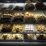 House Made Italian cookies and  Pastries made in house daily!   They even cater to other restaur