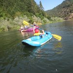 On the Rogue River