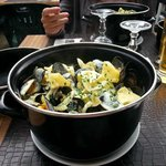 moules coco ananas