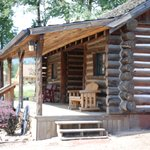 Foto de Elk Meadow Lodge & RV Resort