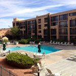 Courtyard Page at Lake Powell Foto