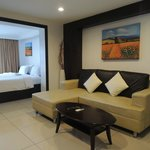 Foto Baywalk Residence Pattaya