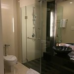 Bathroom in our suite