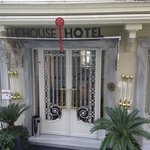 Entrance to The House Hotel, Bosphorus