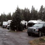Foto van Fishing Bridge RV Park
