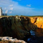 They are very near from the Cabo Rojo Lighthouse