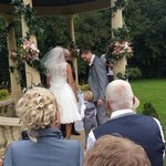Pavilion wedding x