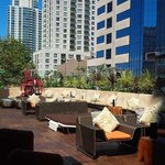 Rooftop Bar and Lounge