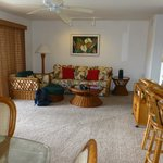 Outrigger Kanaloa: second condo lounge / dining area