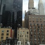 View of Chrysler Building and city and city from our 7th floor, 39th St side room.