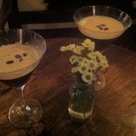 who needs dessert when Esspresso Martinis are on the menu?