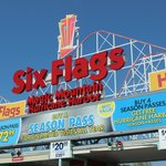 Six Flags Magic Mountain Foto