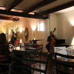 Fine food with a side of mellow jazz