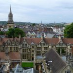 View over Oxford