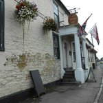 Built in the 1600s - oldest hotel/pub in Calne