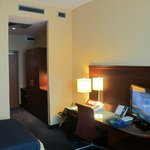 Foto de Courtyard by Marriott Warsaw Airport