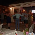 Dancing at the BBQ