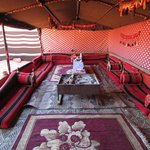 Foto de Wadi Rum Travel Camp