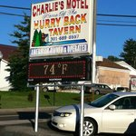 Photo de Charlie's Motel
