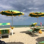 Spiaggia camping