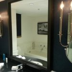 Bathroom vanity - these lights are dimmable