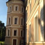 Side of the chateau x