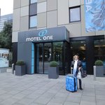 Motel One Hamburg Alster Foto