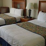 Bricktown Hotel Room 2 Queen Beds