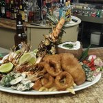 Seafood platter for 2 - or more...