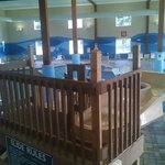 Foto van Holiday Inn Express Wisconsin Dells