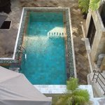 Foto Beach Melati Apartments