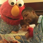 Fabulous job Elmo for making my daughters visit so special. Moms your kids will love this
