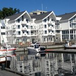A dream holiday destination - hotel on the waterfront