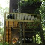 Rivers Edge Treehouse Resort Foto